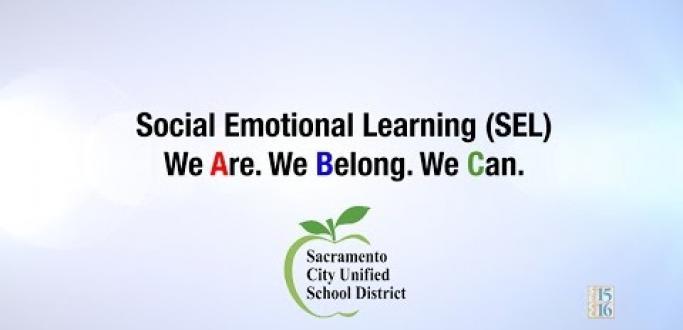 Social Emotional Learning at Bidwell